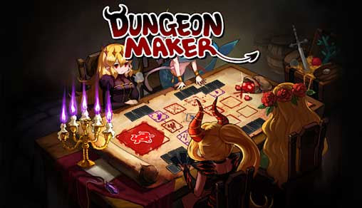Dungeon Maker 1 9 1 Apk + Mod (Free Shopping) for Android