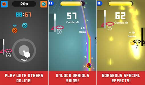 Dunk Hot Apk