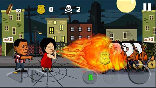 Duterte Fighting Crime 2 Apk