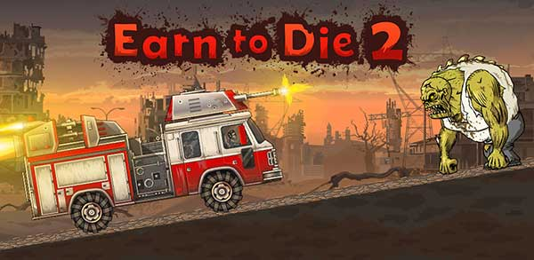 Earn to Die 2 Apk Mod Android