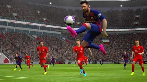 eFootball PES 2020 Apk