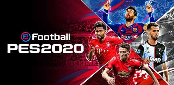 eFootball PES 2020 Mod