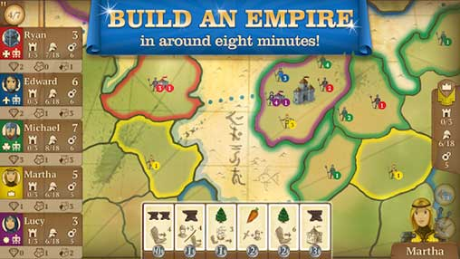 Eight-Minute Empire Apk