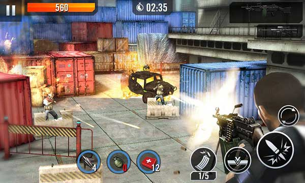 elite killer swat apk - Elite Killer SWAT 1.2.3 Apk Mod for Android Money / Ad-Free