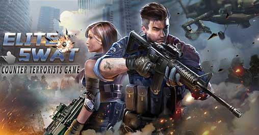 Elite SWAT - counter terrorist game
