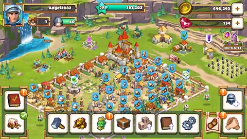 Empire: Age of Knights Apk