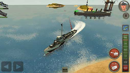 Enemy Waters Apk