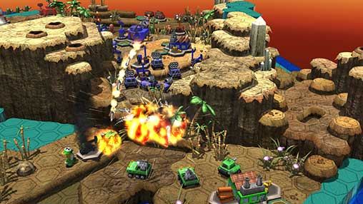 Epic Little War Game Apk