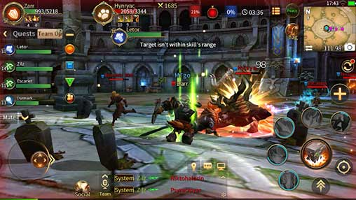 Era of Legends 1 0 10 Apk + Mod + Data for Android