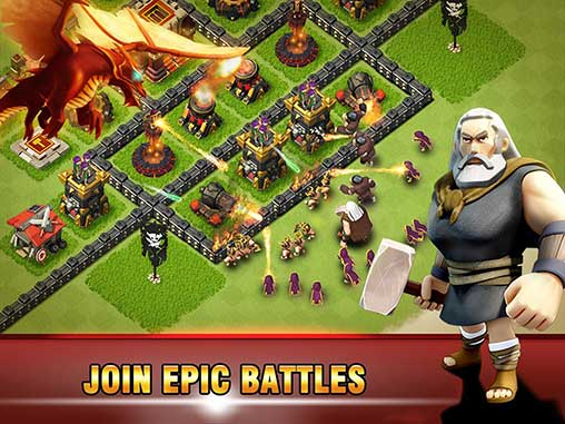 Era of War Clash of epic Clans Apk