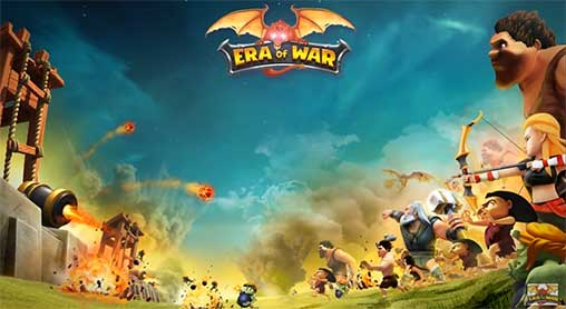 Era of War Clash of epic Clans