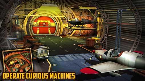 Escape Machine City: Airborne Apk
