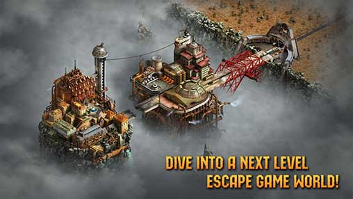 Escape Machine City Apk