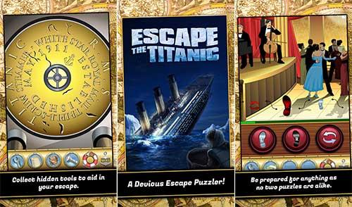 Escape Titanic Apk