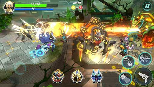 Eternity Legends: Royale Mobile Apk