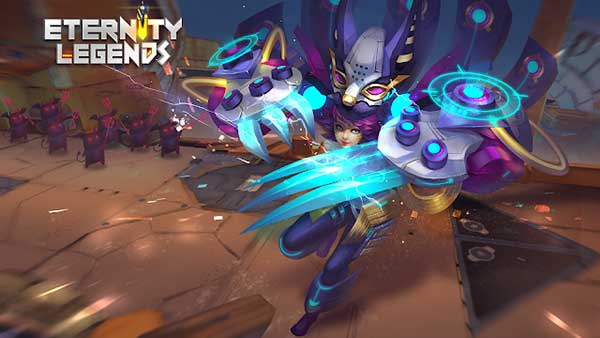 Eternity Legends: Royale Mobile Mod