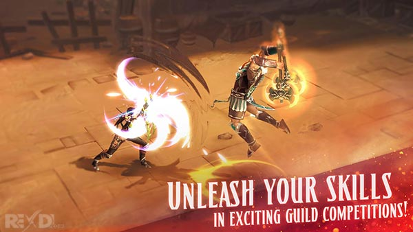 Eternity Warriors 4 1 3 0 Apk Data Game For Android
