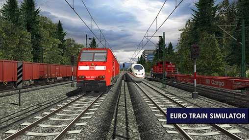 Euro Train Simulator 2 Apk
