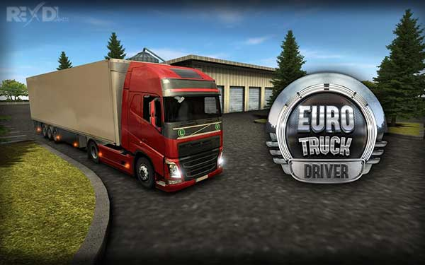 Euro Truck Driver Simulator 3 1 Apk Mod Data for Android