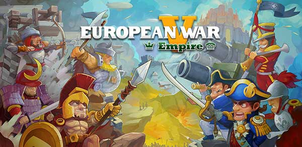 European War 5:Empire Cover