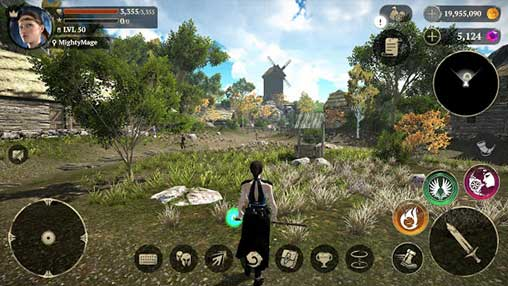 Evil Lands: Online Action RPG Apk