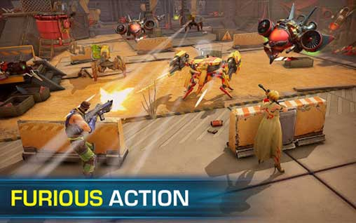 Evolution 2: Battle for Utopia Apk