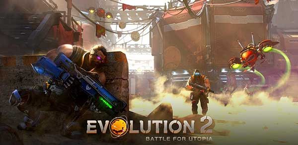 Evolution 2: Battle for Utopia Mod