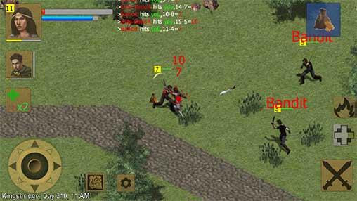 Exiled Kingdoms RPG Apk