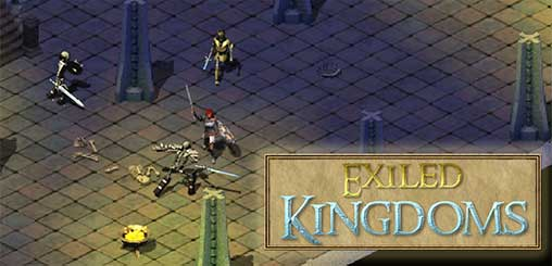 Exiled Kingdoms RPG