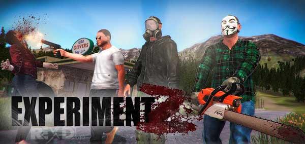 Experiment Z – Zombie Survival Mod