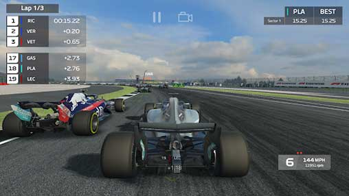 F1 Mobile Racing 2019 1 16 12 Apk + Mod (Money) + Data Android