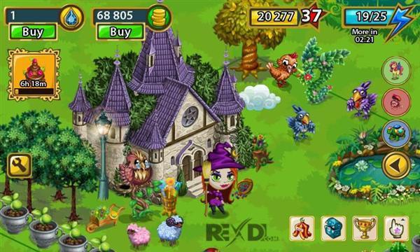Fairy Farm apk