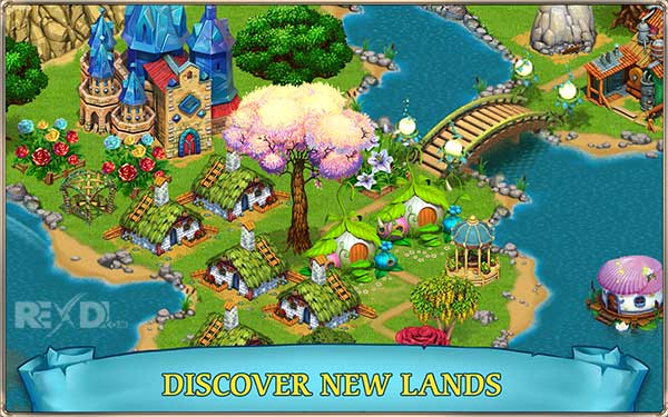 Fairy Kingdom Magic World Apk