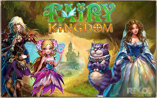 Fairy Kingdom Magic World