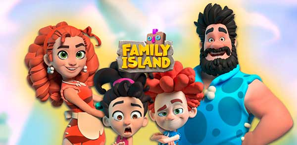 Family Island Cover