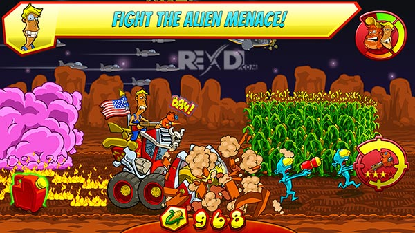 Farm Invasion USA - Premium Apk