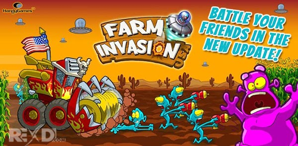 Farm Invasion USA - Premium