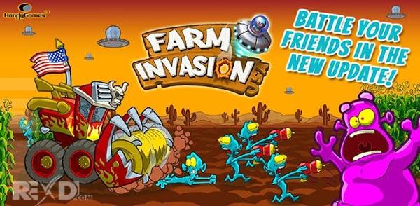 Farm Invasion USA - Premium