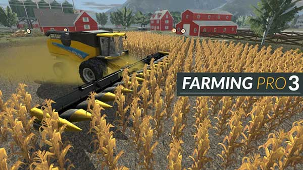 Farming PRO 3 1.0 Apk + Mod (Money) + Data