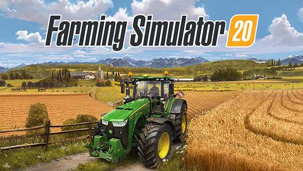 Farming Simulator 20 Mod