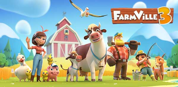 FarmVille 3 - Animals Cover