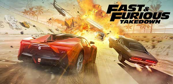 Fast & Furious Takedown 1.6.63 Apk + MOD (Money) + Data Android