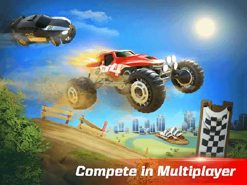 Fearless Wheels Apk
