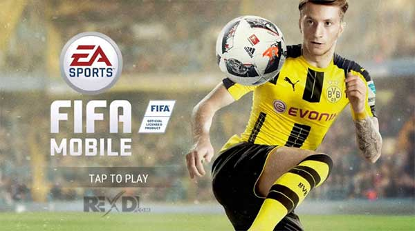 Rexdl.com FIFA Mobile Soccer 9.3.01 Full Apk Sports Game for Android Revdl.com