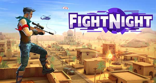 FightNight Battle Royale Mod