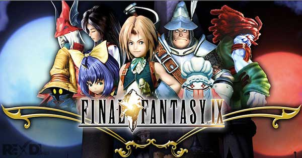 FINAL FANTASY IX for Android 1 5 2 Full Apk + Mod + Data Android