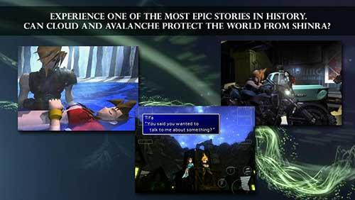 Final Fantasy VII Apk