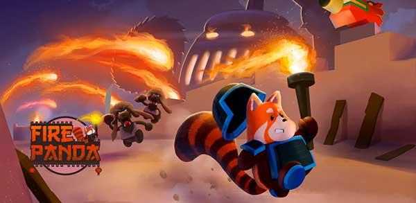 Fire Panda Mod