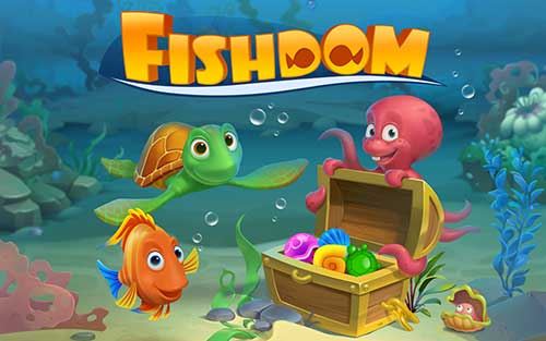 Fishdom 2 31 1 Apk + MOD (Coins/Gems/Ad-Free) Android