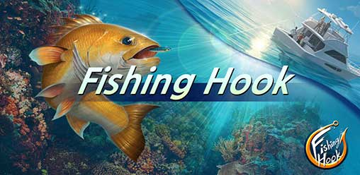 Fishing Hook 2.2.8 Apk + Mod (Unlimited Money) for Android
